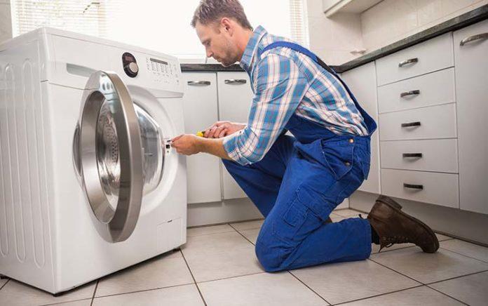 sửa chữa máy giặt uy tín