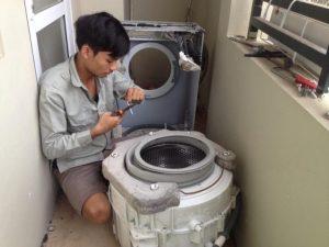 trung tâm sửa chữa máy giặt sanyo