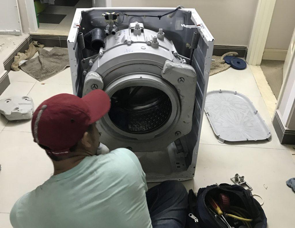 SỬA MÁY GIẶT ELECTROLUX TẠI ĐỊNH CÔNG HOÀNG MAI