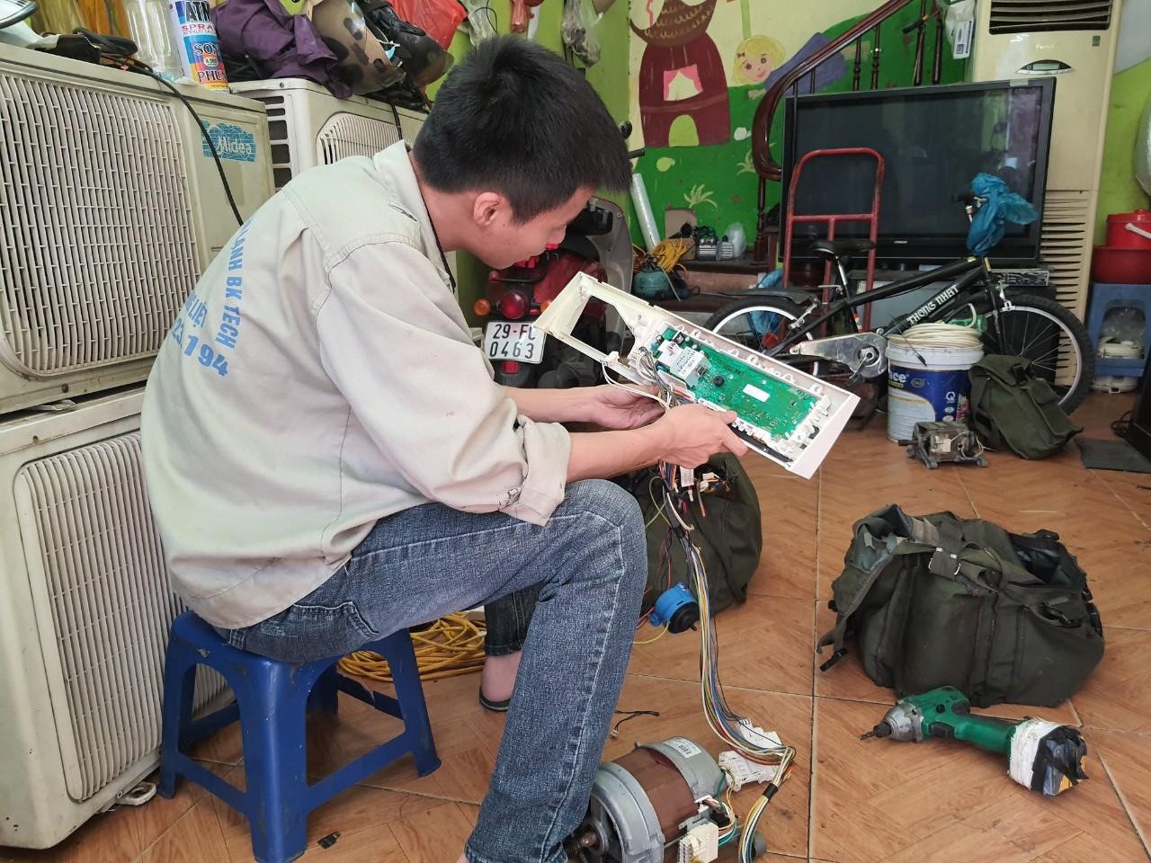 Sửa bình nóng lạnh tại Ba Đình uy tín, hiệu quả