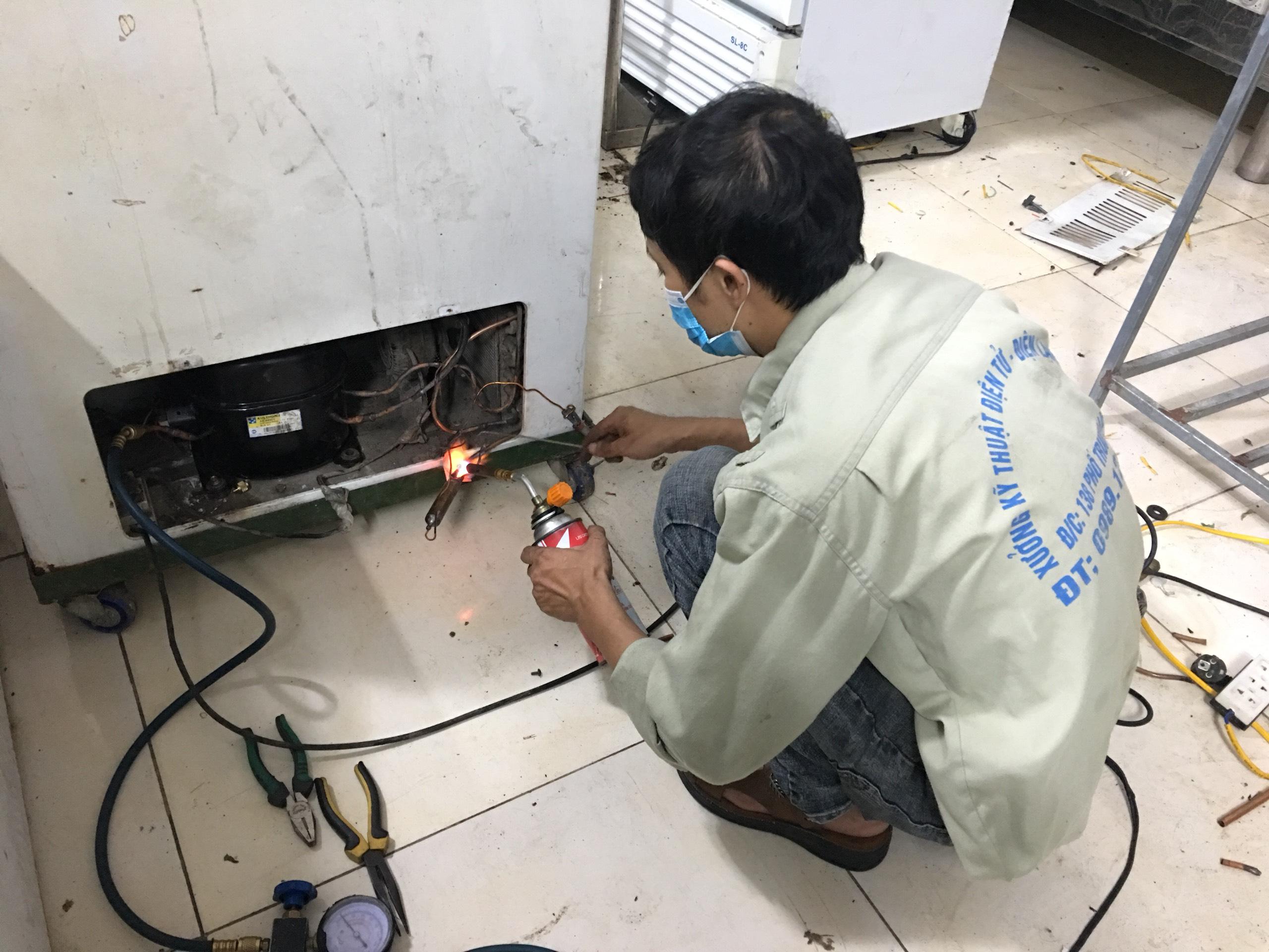 Trung tâm sửa chữa tủ lạnh Samsung tại Hà Nội uy tín, chất lượng