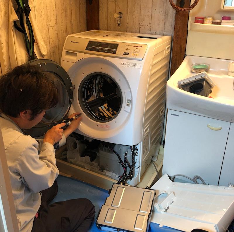 Địa chỉ bảo dưỡng máy giặt Panasonic uy tín nhất tại Hà Nội
