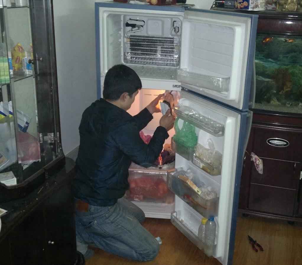 Liên hệ địa chỉ nào để sửa tủ lạnh tại Royal City