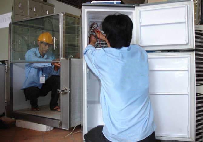 Địa chỉ bảo dưỡng tủ lạnh tại Thanh Xuân uy tín