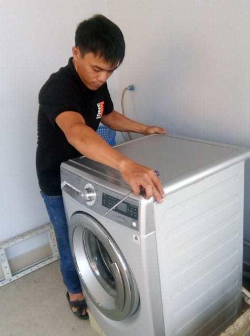 Sửa máy giặt tại Time City uy tín, hiệu quả